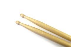 Palillos del tambor Fotografía de archivo