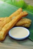 Palillos fritos chino de la pasta Imagen de archivo