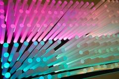 Palillos ligeros Fotografía de archivo libre de regalías