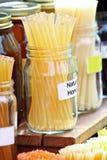Palillos naturales de la miel Fotografía de archivo libre de regalías
