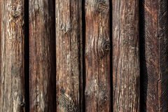 Paling. Brown wooden wall texture background Royalty Free Stock Photo