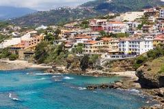 Free Palinuro Town, Salerno, Italy Stock Image - 92951441