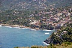 Palinuro, Włochy zdjęcie royalty free