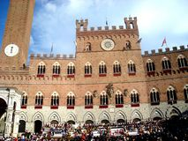 Palio Royalty Free Stock Photography