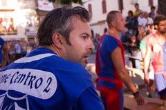 palio 2011 шлюпки Стоковое Изображение