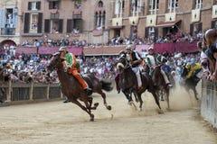 Palio di Siena Stock Photos