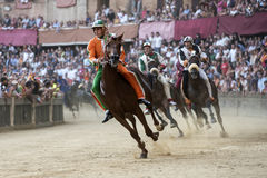 Palio di Siena Stock Photos