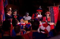 Palio van de Boten 2011 Royalty-vrije Stock Afbeeldingen