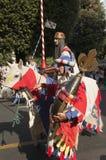 Palio w Arezzo Zdjęcia Royalty Free