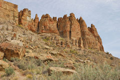 Palisade Cliffs Stock Photos