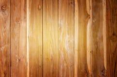 Palisade de madeira Imagens de Stock