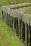 The palisade of Dybbol, Denmark Royalty Free Stock Photos