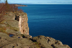 Palisade head Royalty Free Stock Photo
