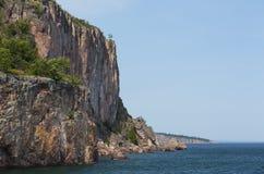 Palisade Head Cliff Stock Image