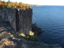 Palisade head Stock Images
