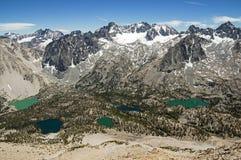 Palisadowe góry Obraz Stock