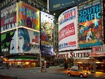 Palissades de théâtre Photos libres de droits