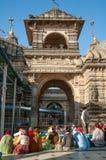 Palitana temple stock images