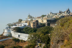 Palitana temple Stock Images