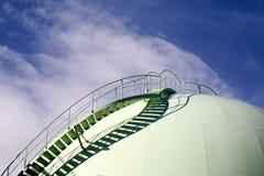 paliwowy zbiornik Zdjęcie Stock