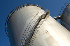 paliwowy zbiornik Zdjęcia Stock
