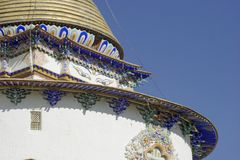 Palkhor Kloster in Tibet Lizenzfreie Stockfotografie