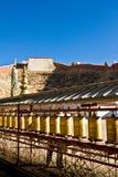 The Palkhor Monastery Gyantse Tibet Stock Image