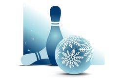 Palla da bowling Immagini Stock Libere da Diritti