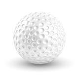 Palla da golf royalty illustrazione gratis
