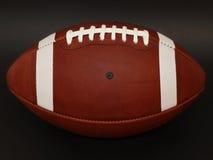Palla del gioco di football americano Fotografia Stock Libera da Diritti