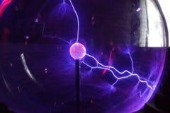 Palla del plasma Fotografie Stock
