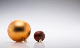Palla dell'albero di Natale della decorazione Immagine Stock Libera da Diritti