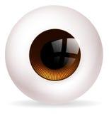 Palla dell'occhio Fotografia Stock