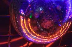 Palla della discoteca Immagini Stock