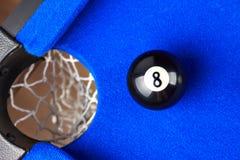 Palla della partita gioco sopra Fotografie Stock