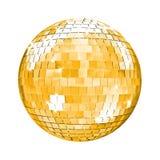 Palla dello specchio della discoteca Fotografia Stock Libera da Diritti