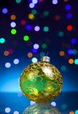 Palla di Christmass Fotografie Stock