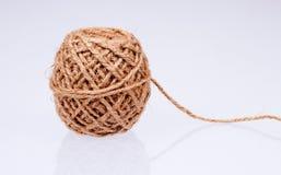 Palla di corda Immagini Stock