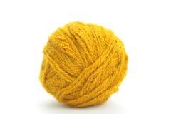 Palla di lana Fotografia Stock