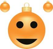 Palla di Natale Immagine Stock