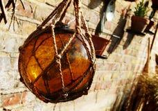 Palla di vetro Fotografia Stock Libera da Diritti