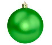 Palla per il Natale immagine stock libera da diritti
