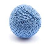 palla rotonda tricottata Fotografia Stock Libera da Diritti