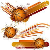 pallacanestro Immagine Stock