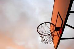 pallacanestro Fotografie Stock