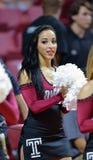 2014 pallacanestro del NCAA - acclamazione/ballo Fotografie Stock Libere da Diritti
