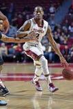 2014 pallacanestro del NCAA - azione del gioco del tempio di Towson @ Fotografie Stock