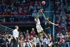 2016 pallacanestro del NCAA - Cincinnati al tempio Fotografia Stock