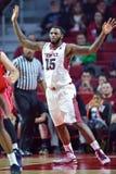 2014 pallacanestro del NCAA - grandi 5 Fotografie Stock