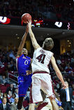 2014 pallacanestro del NCAA - la pallacanestro degli uomini Fotografie Stock